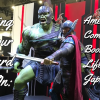 popularity of Marvel comics in Japan