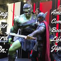 popularity of Marvel comics in Japan