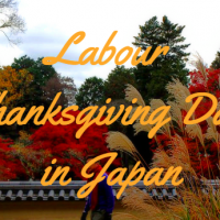Labour Thanksgiving Day in Japan