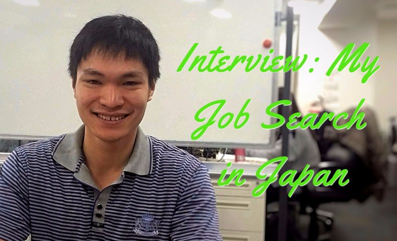 Interview on Vietnamese finding programming job in Japan
