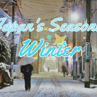 Japan's seasons - winter