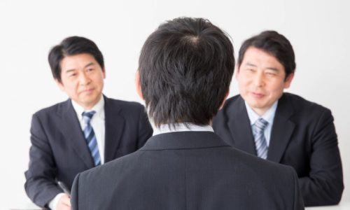 Interview for job at Japanese company