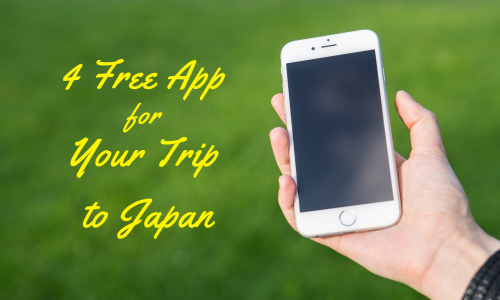 free-apps-for-japan