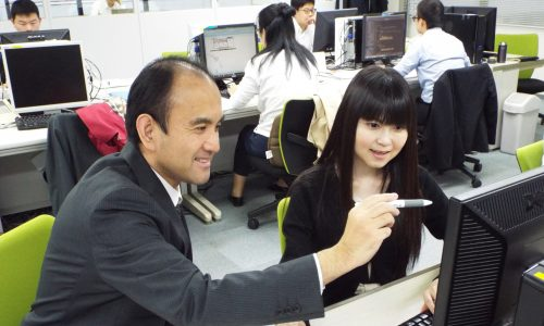 developers working in Japan