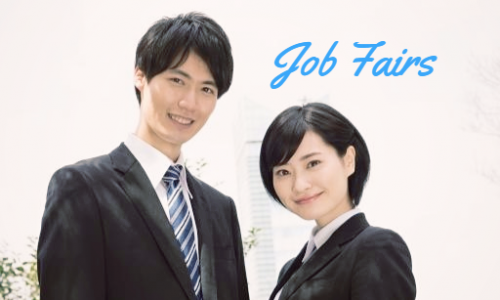 ready for a Japanese job fair
