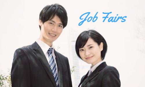 ready for a Japanese job fair