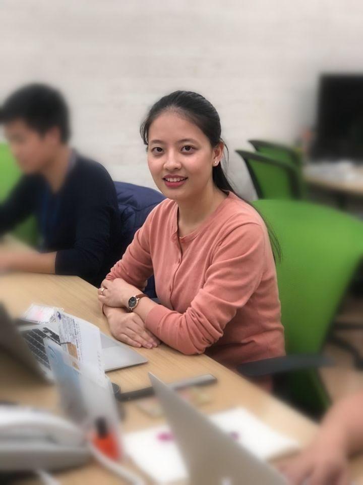 Nguyễn Thị Hải Yến – cô nàng QA dễ mến và thân thiện
