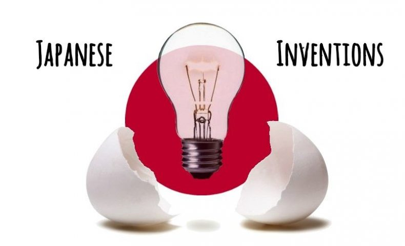 hatch an idea, things invented in japan