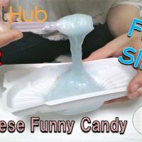 funny candy slime from Japan