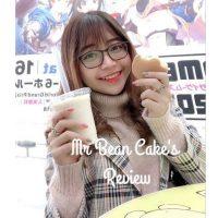 Review về bánh Mr Bean tại Shibuya