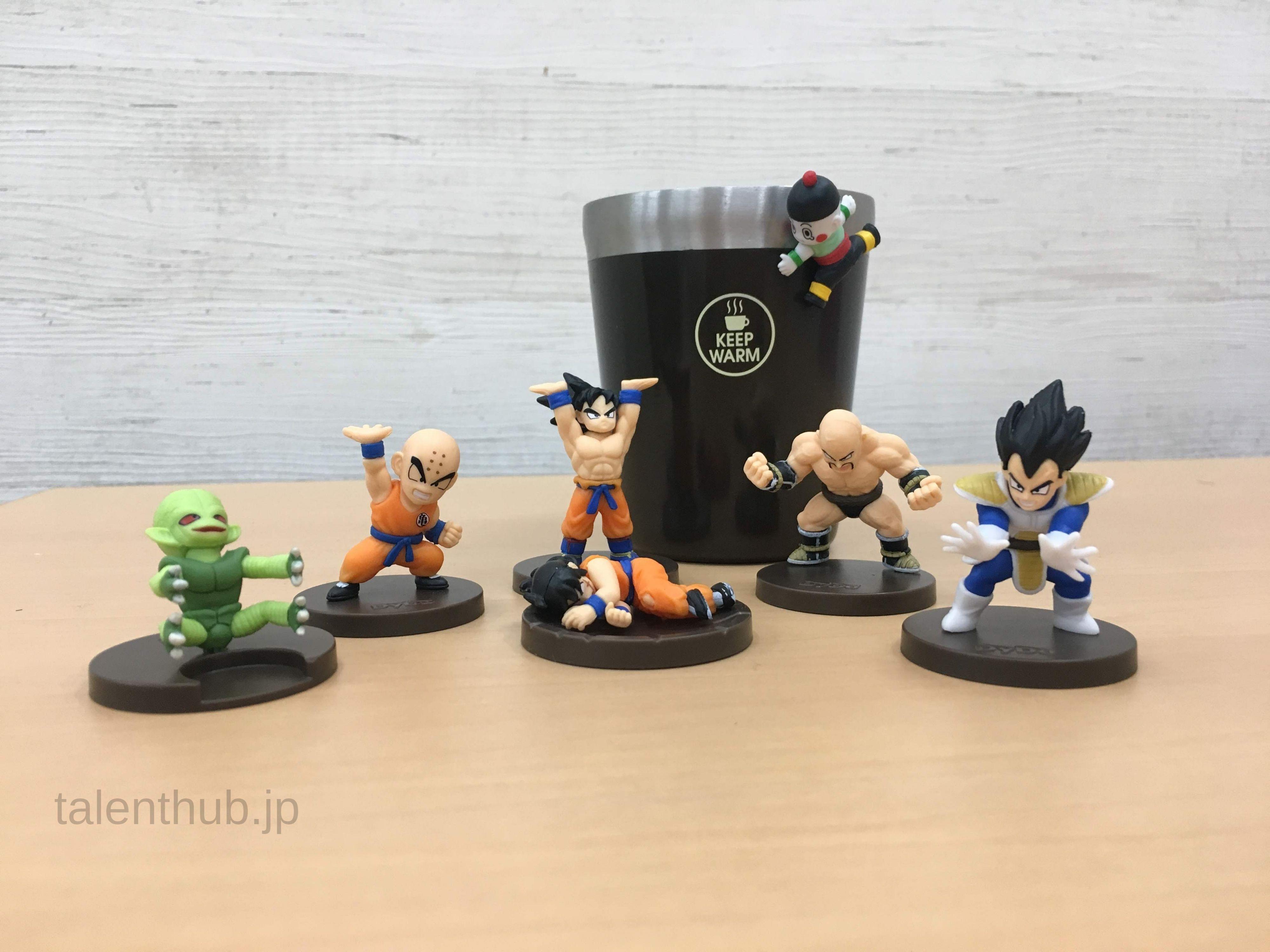 Bộ sưu tập DragonBall Z ra mắt từ ngày 11/3/2019 cho đến khi hết hàng