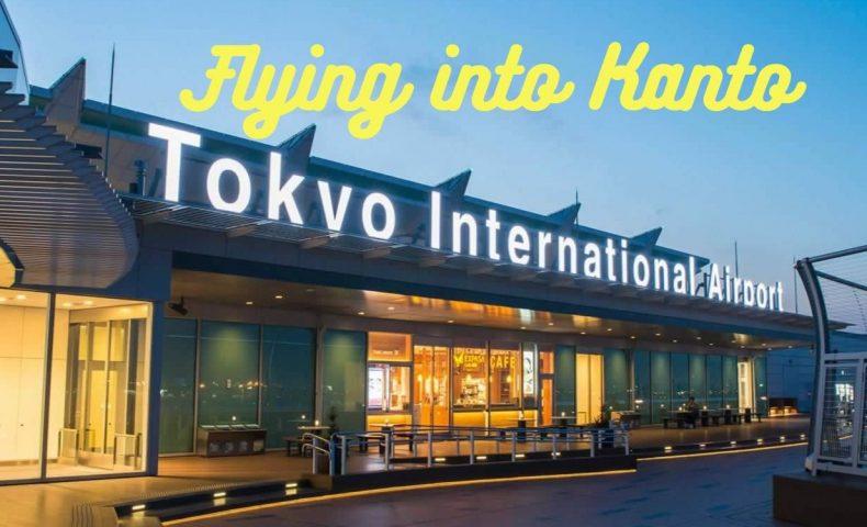 Bay tới Kanto - Sân bay nào hiệu quả nhất