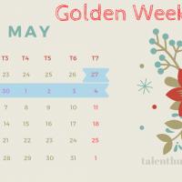 Golden week - Tuần lễ vàng 2019 sẽ kéo dài 10 ngày