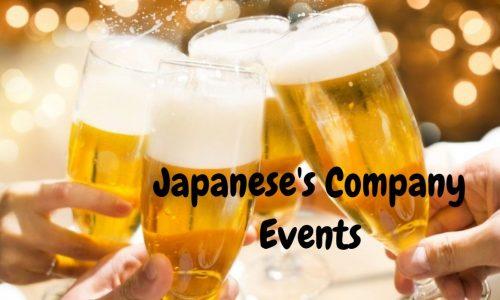 Sự kiện công ty và những khác biệt trong văn hóa Nhật – Việt