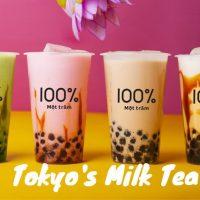 Trà sữa Tokyo