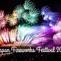 Japan Fireworks Festival 2019