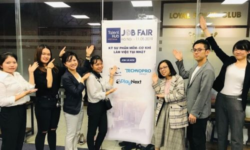 NHÌN LẠI JOB FAIR TALENT HUB 2019