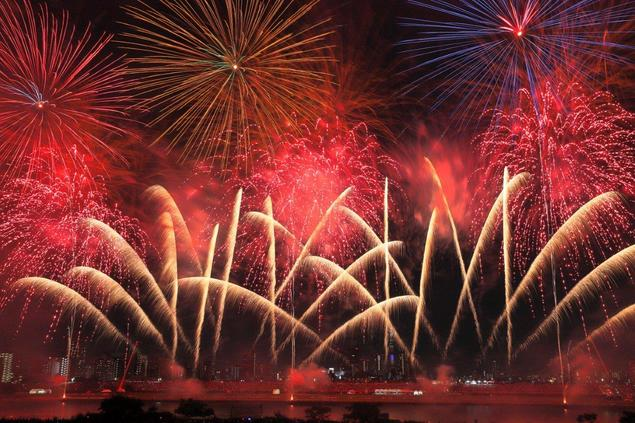 Fireworks Festival 2019