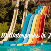 Top 10 Water parks in Japan