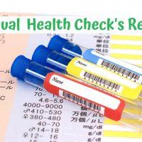 Annual health check' Result