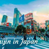 Gaijin in Japan