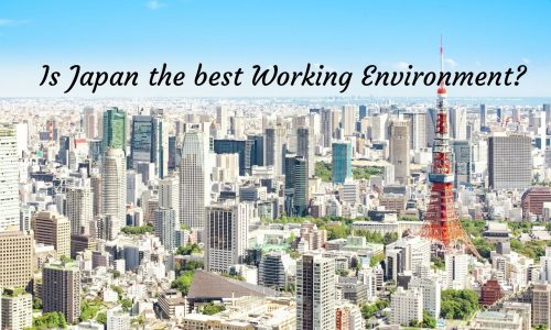 Is Japan the best Working Environtment?