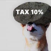 Japan's Rising tax