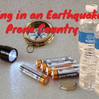 earthquake preparedness items